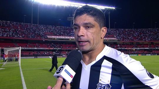 Renato diz que o São Paulo soube aproveitar os erros do Santos