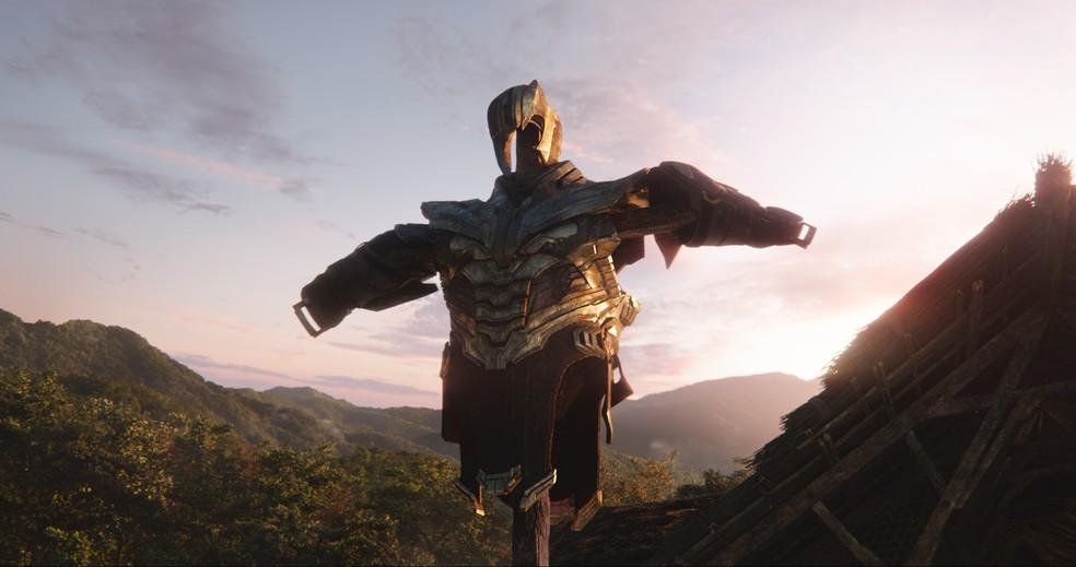 Cena do filme 'Vingadores: Ultimato' — Foto: Divulgação/Marvel