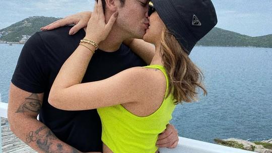 Rafa Kalimann revela detalhes da relação com Daniel Caon e conta pedido do pai: 'Netos de olhinhos puxados'