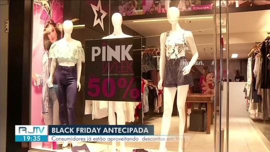 7233c138c1  Black Friday  já esquenta vendas em lojas que abriram durante o feriado