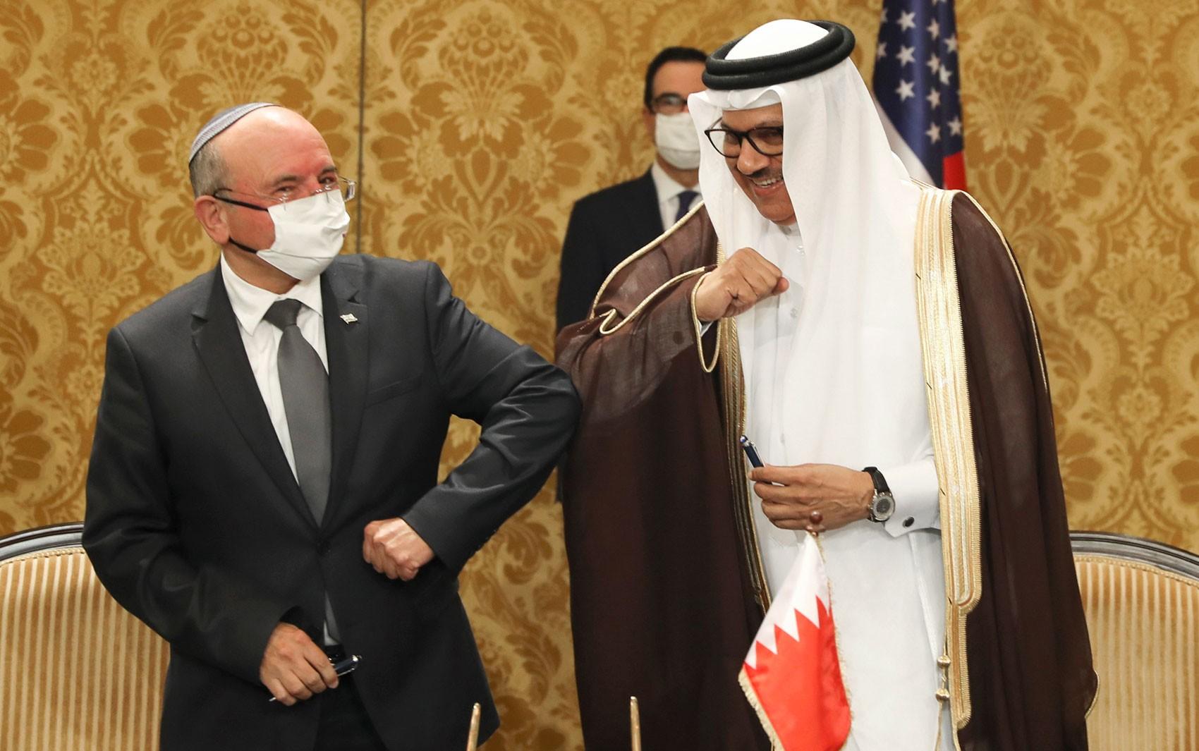 Israel e Bahrein formalizam relações diplomáticas