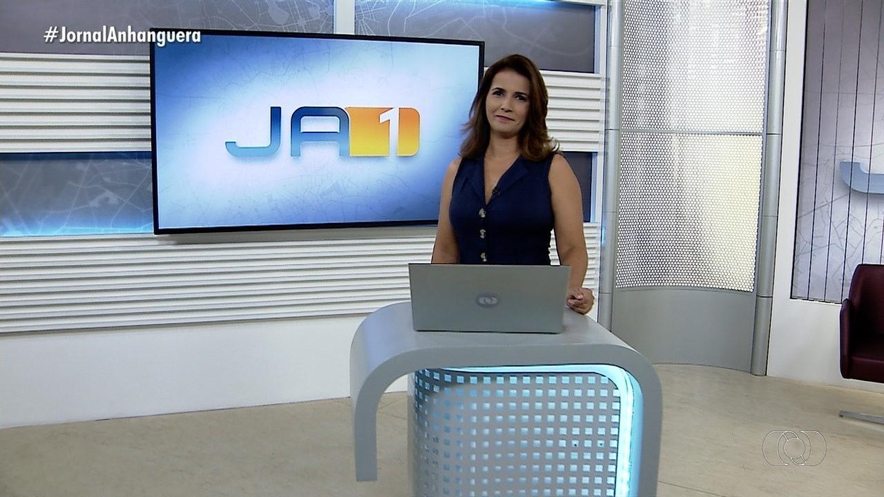 Confira os destaques do Jornal Anhanguera 1ª Edição desta quinta-feira (5)