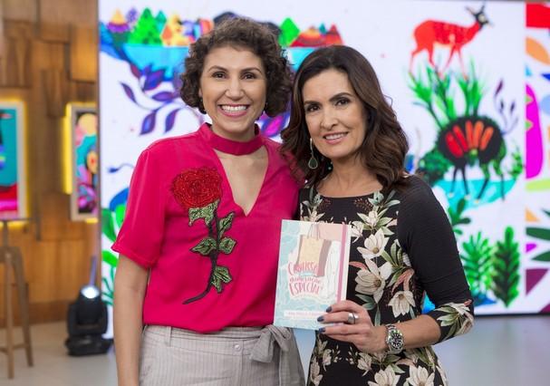 Ana Paula e Fátima Bernardes, em junho deste ano (Foto: Reprodução/Instagram)