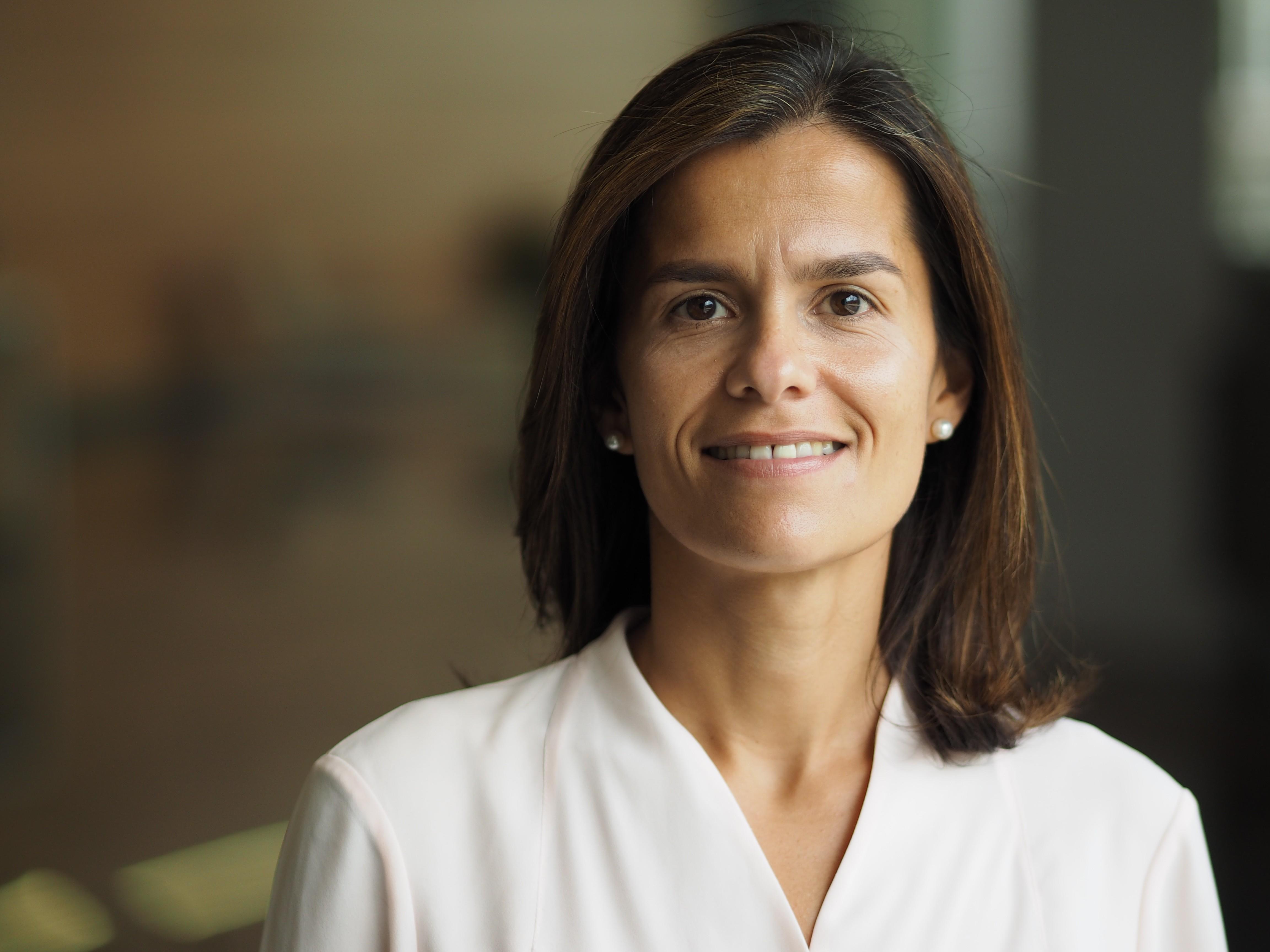 Ana Prata, vice-presidente de recursos humanos da Equinor (Foto: Divulgação)