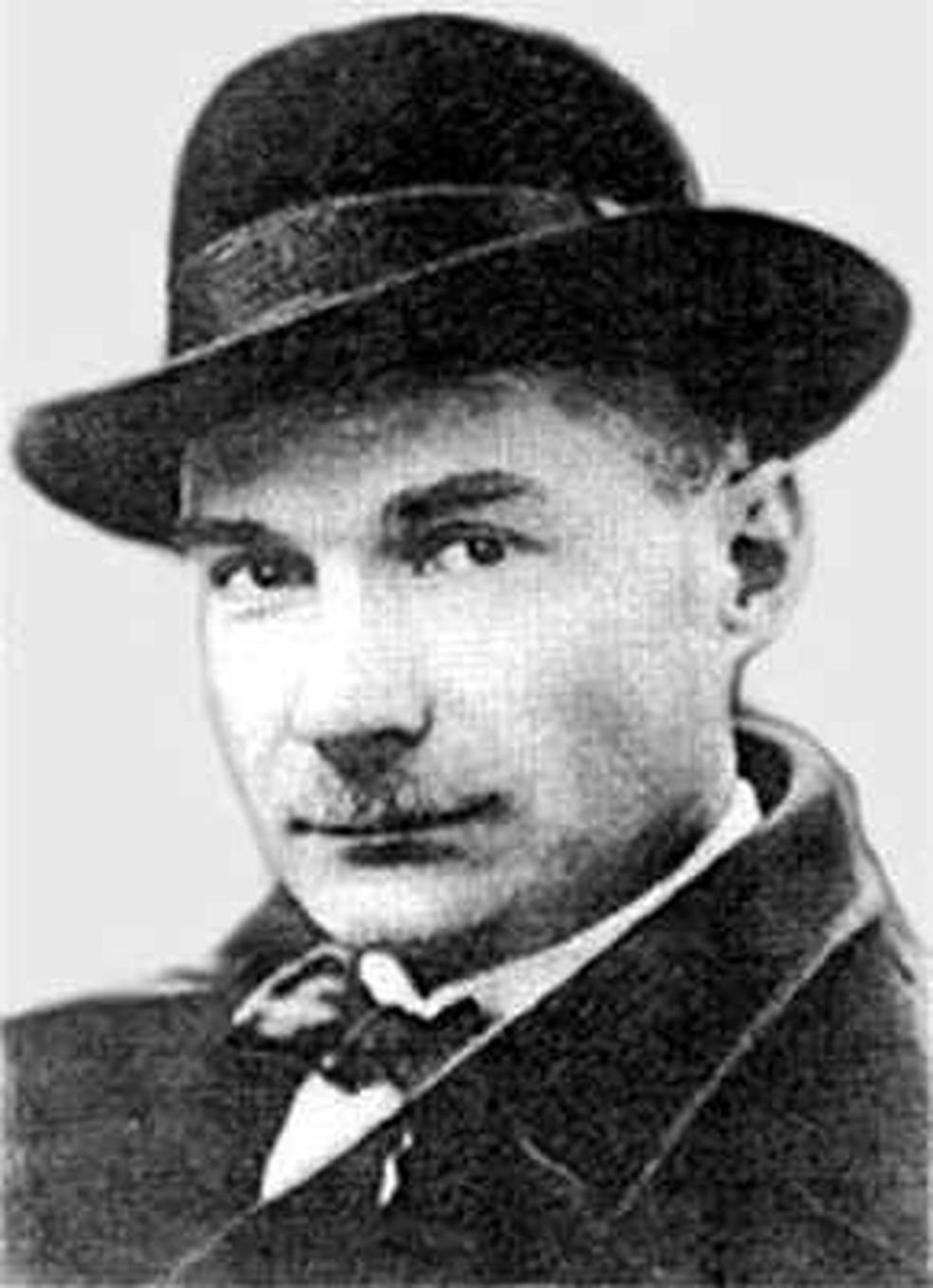 Yevgeni Zamiatin (Foto: Reprodução/Orwell.ru)