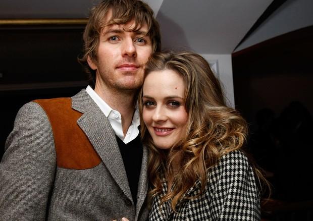Alicia Silverstone e Christopher Jarecki (Foto: Getty Images)