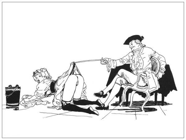 Mademoiselle S. - assim como os quadrinhos de Milo Manara, o livro da misteriosa Simone é potente afrodisíaco (Foto: Milo Manara/ Pentiti Mozart 250 / Reprodução)
