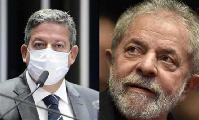 Arthur Lira e Lula