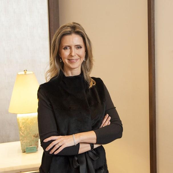 Luciana Marsicano, da diretora geral da Tiffany&Co. no Brasil (Foto: Divulgação)