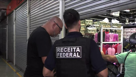 Receita Federal apreende relógios falsificados em São Paulo