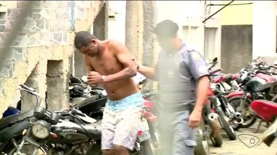 Homem é preso suspeito de matar a mulher e ferir a cunhada a facadas no ES