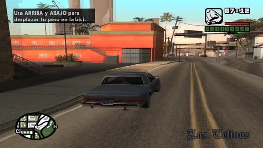 GTA: San Andreas será lançado para dispositivos móveis em dezembro