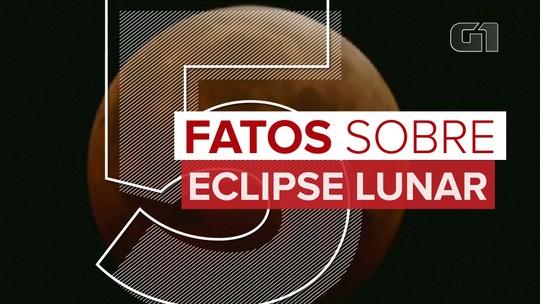 Eclipse lunar em Brasília: saiba como ver o fenômeno na Praça dos 3 Poderes e no Lago Sul