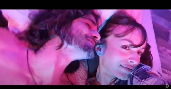 Cena do novo clipe de Fiuk (Foto: Reprodução)