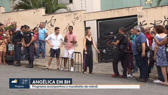 Programa 'Estrelas do Brasil' mostra corrida de carrinho de rolimã em BH