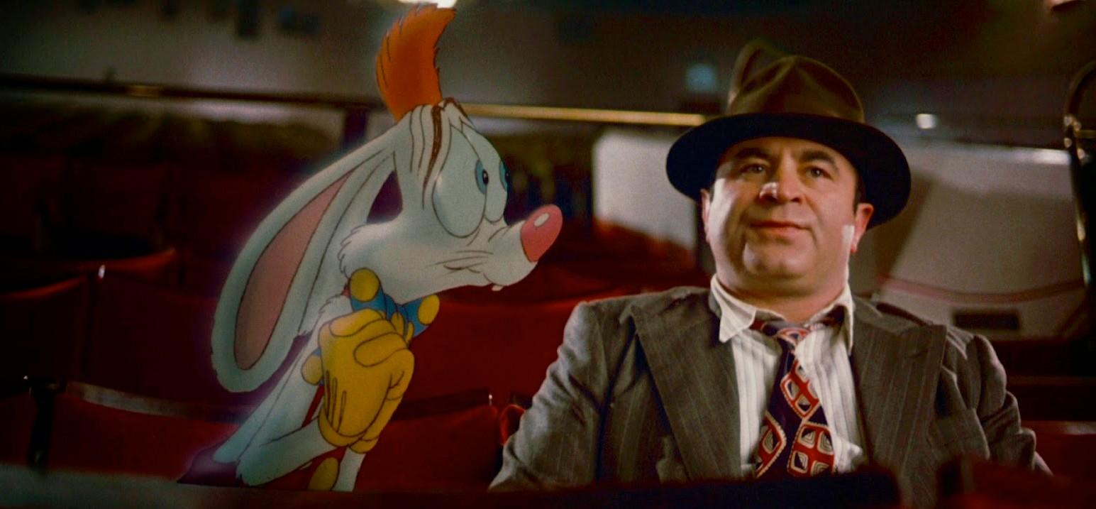 Uma Cilada para Roger Rabbit mistura live action com animação (Foto: Divulgação)