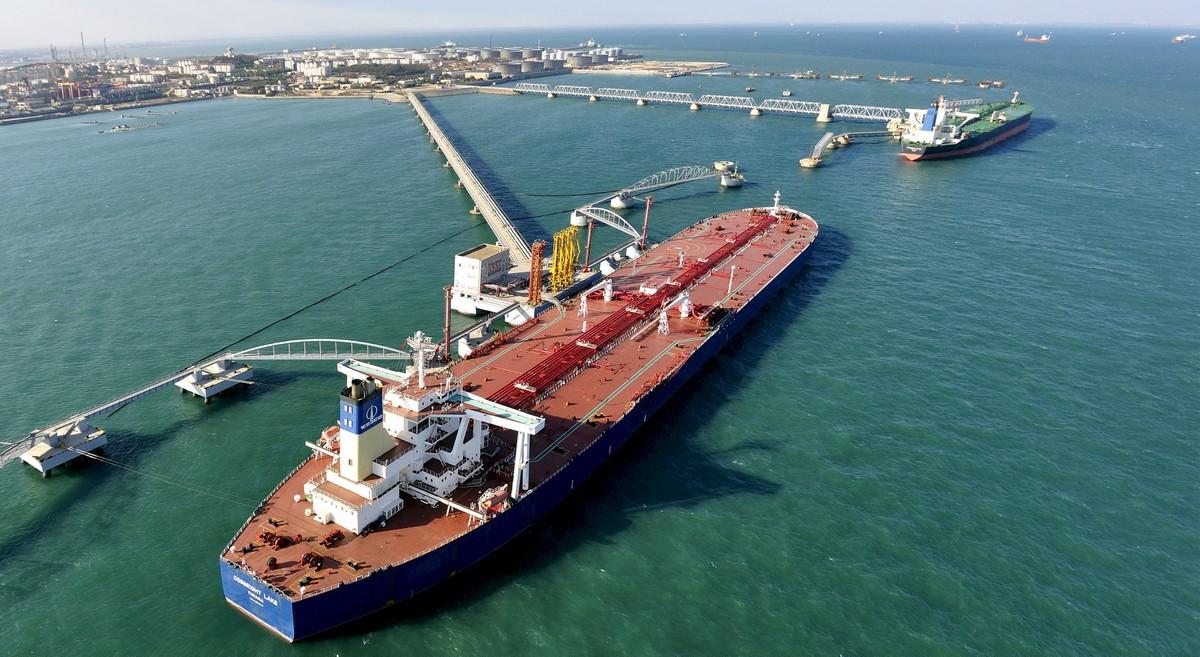 Resultado de imagem para Produção de petróleo da China sobe pela 1ª vez em quase 3 anos