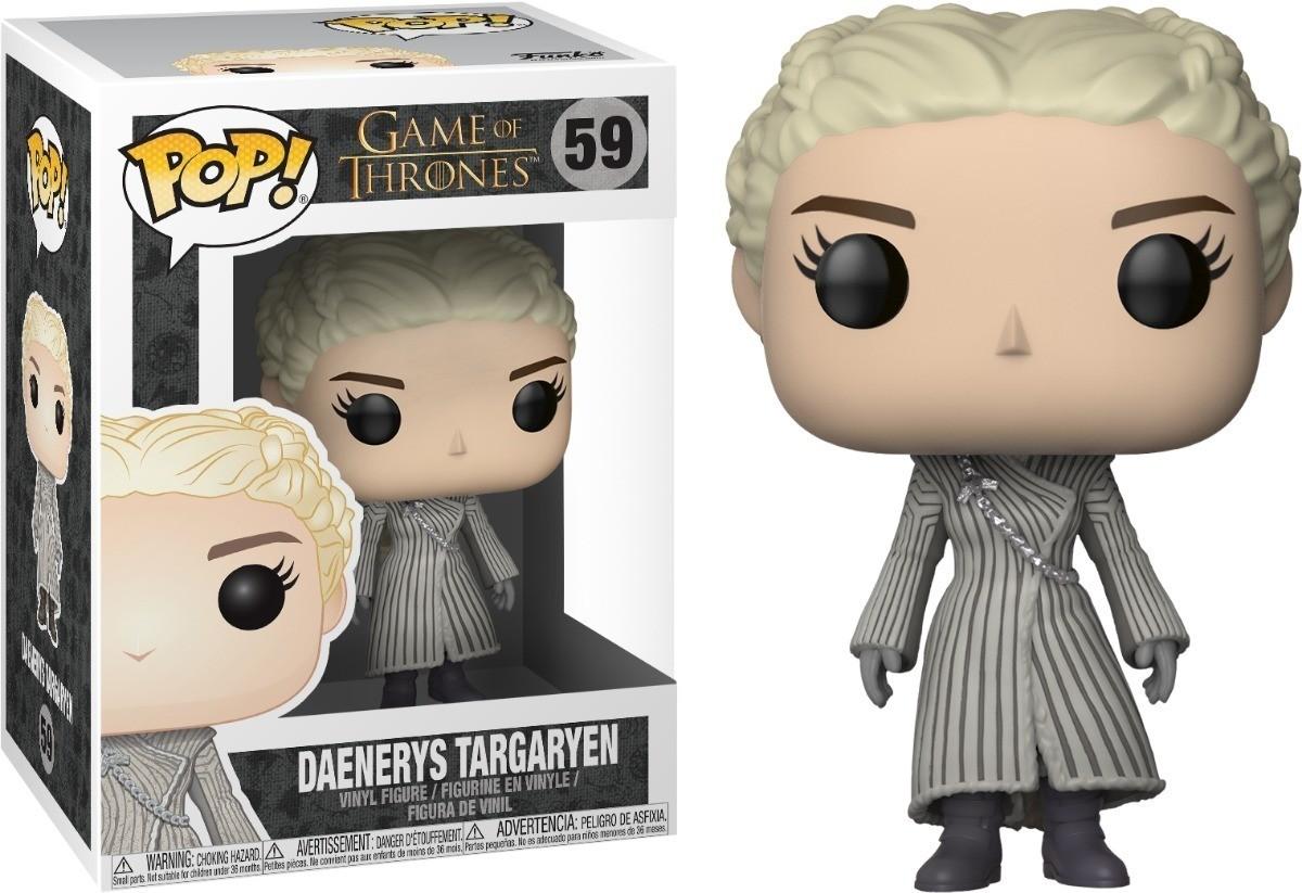 Funko da Daenerys para celebrar a personagem de GoT (Foto: Divulgação)