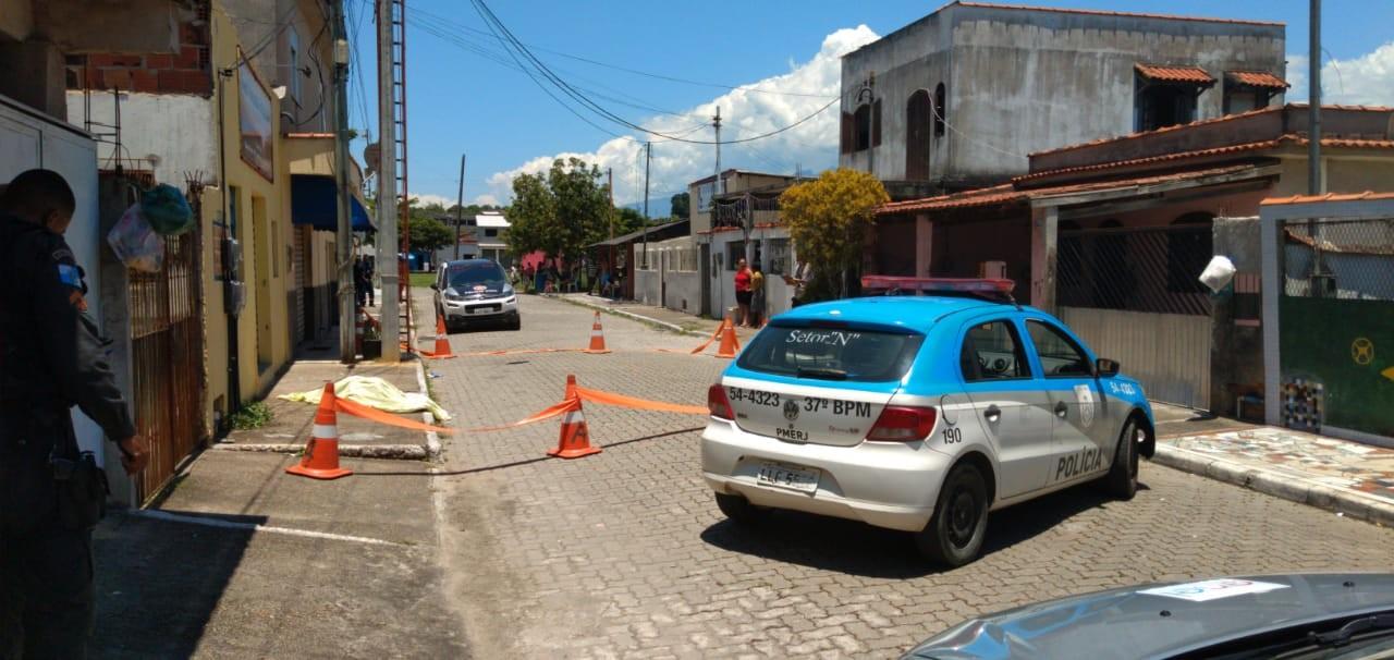 Jovem é morto a tiros enquanto trabalhava na Fazenda da Barra I, em Resende - Noticias