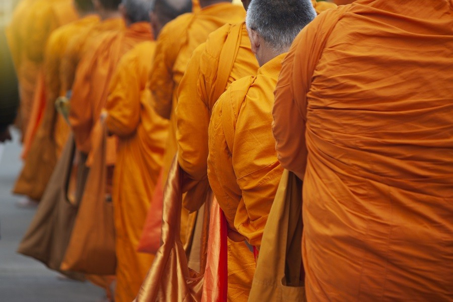 Monges e seus segredos (Foto: Bigstock)