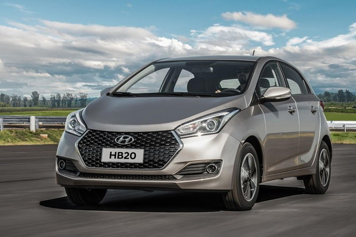 Hyundai HB20 2019 ganha tapa discreto no visual e agora parte de R$ 44 mil