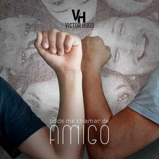 Victor Hugo lança Pode Me Chamar de Amigo (Foto: Divulgação)