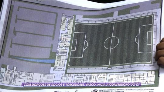 De São Januário ao CT: como a torcida do Vasco ajudou a construir a história do clube