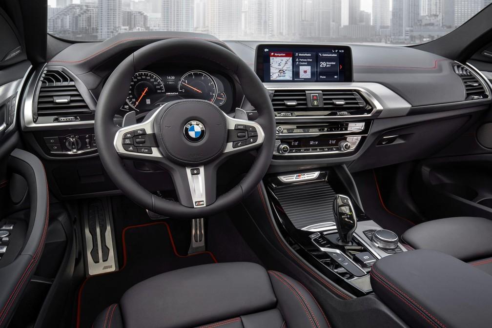 BMW X4 M40 (Foto: Divulgação)