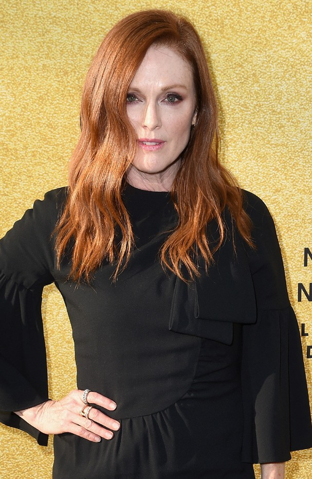 "NEW YORK, NY - JUNE 25: Julianne Moore attends ""Spike's One Night Only: Alec Baldwin"" at The Apollo Theater on June 25, 2017 in New York City. (Photo by Nicholas Hunt/Getty Images for Spike) (Foto: Getty Images for Spike)"