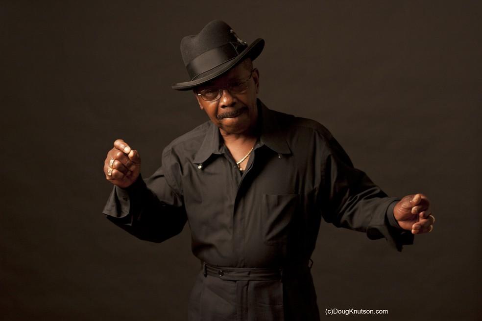 O músico norte-americano de jazz Willie Walker é uma das atrações internacionais da 2ª edição do Cerrado Jazz Festival, em Brasília (Foto: Cerrado Jazz Festival/Divulgação)