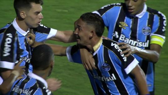 Saiba quem são os garotos que serão integrados ao Grêmio para a última rodada do Brasileirão