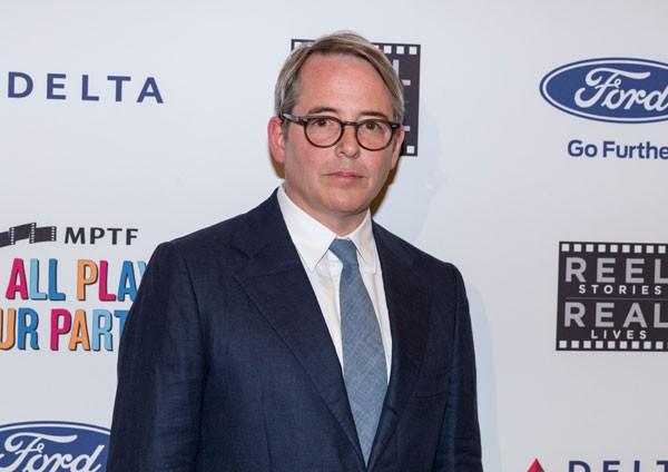 Matthew Broderick diz que deve sua 'carreira' ao dramaturgo Neil Simon (Foto: Christopher Polk/Getty Images)