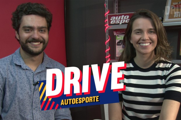 Drive Autoesporte 24/08/2018 (Foto: Autoesporte)