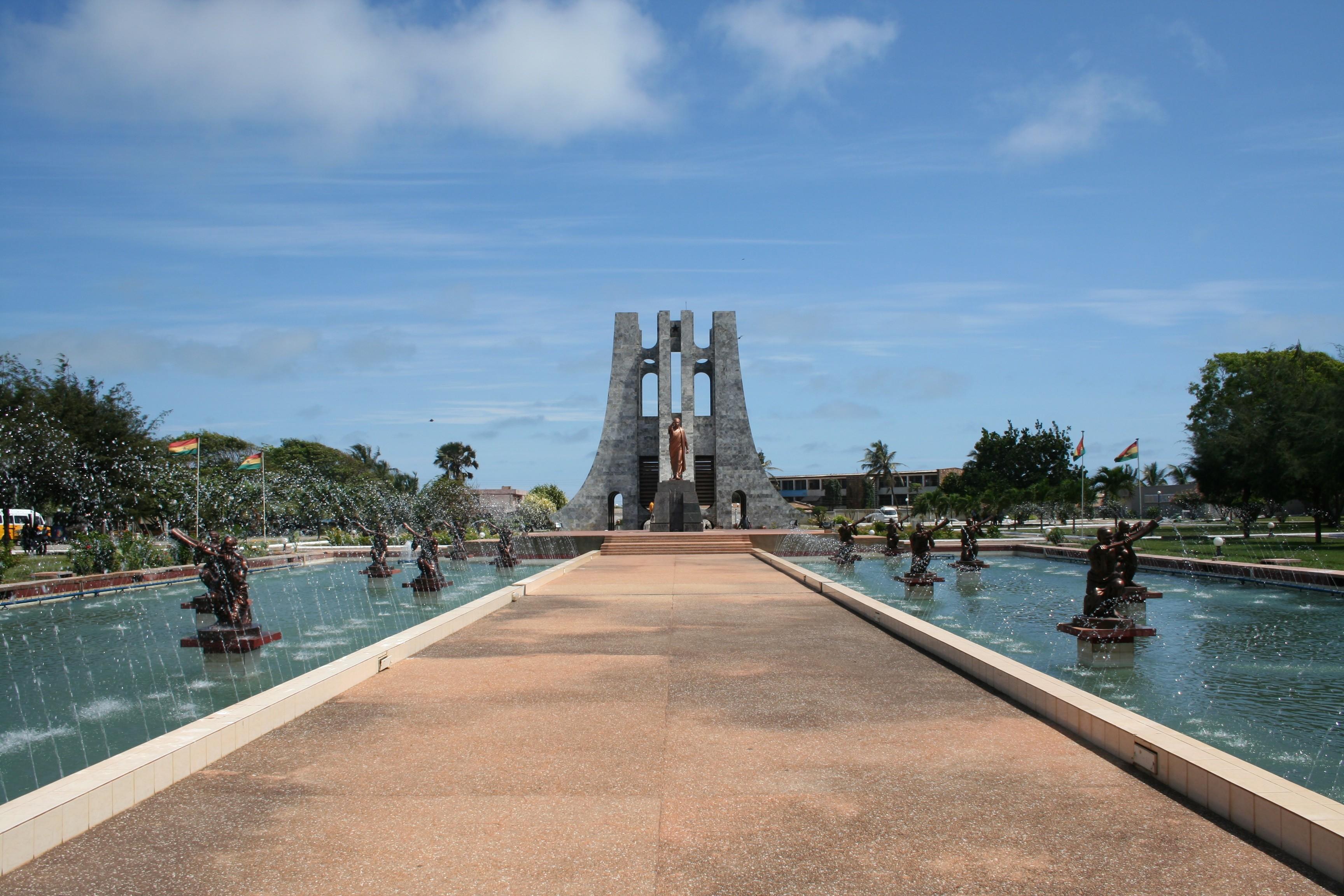 Accra, Gana  (Foto: Divulgação)