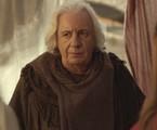 Marco Nanini é o rei Augusto, em 'Deus salve o rei' | Reprodução