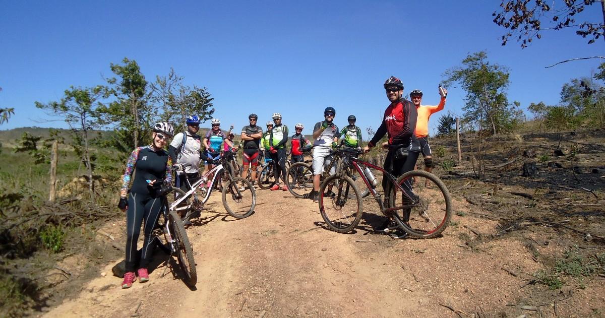 Pedalando: veja imagens de quem anda de bicicleta no DF
