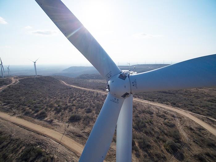 A GE Renewable Energy planeja começar a produzir no Brasil uma turbina de última geração (Foto: Divulgação)