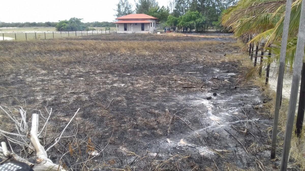 Prefeitura de São João da Barra, RJ, decreta emergência devido à estiagem