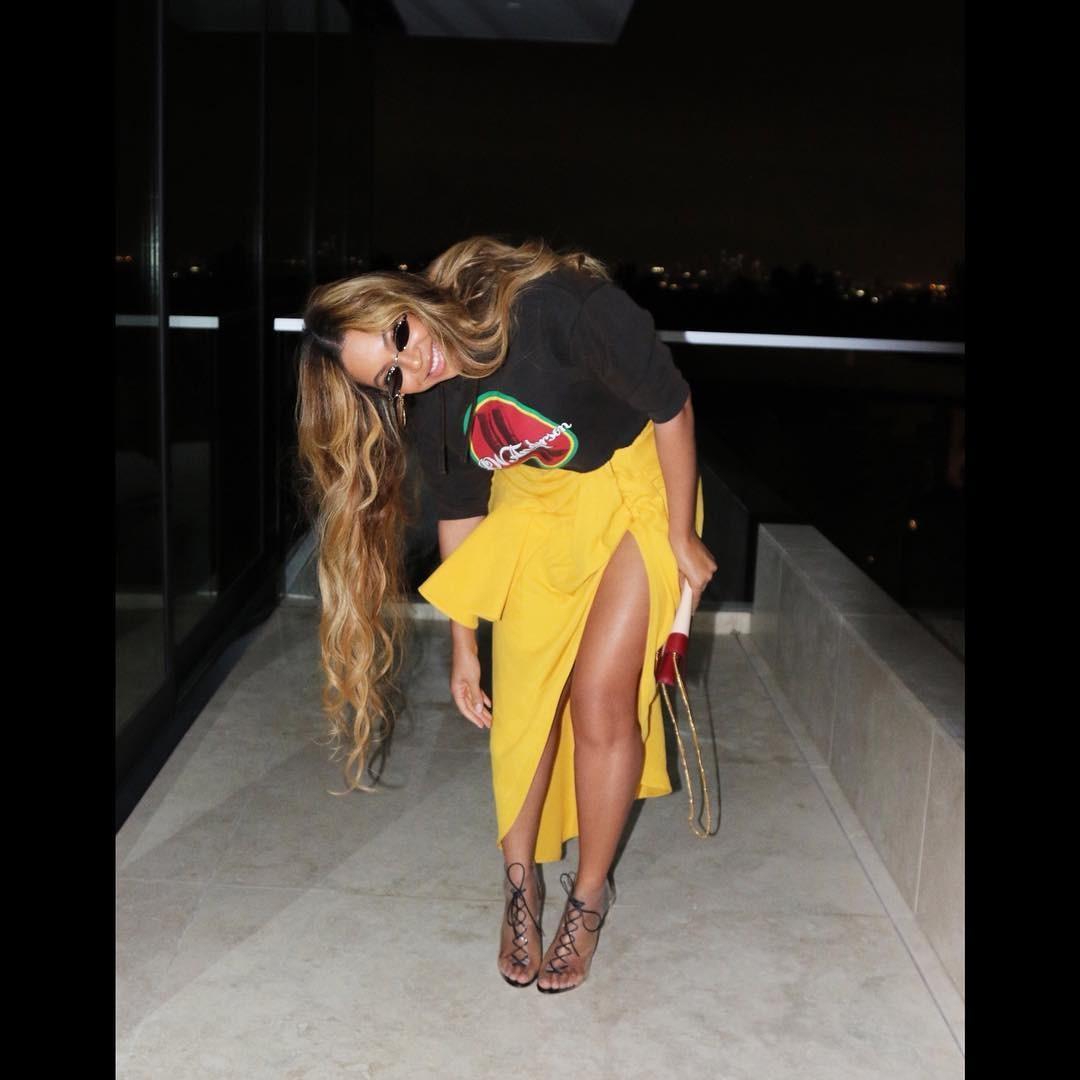 Beyonce (Foto: Reprodução/Instagram)