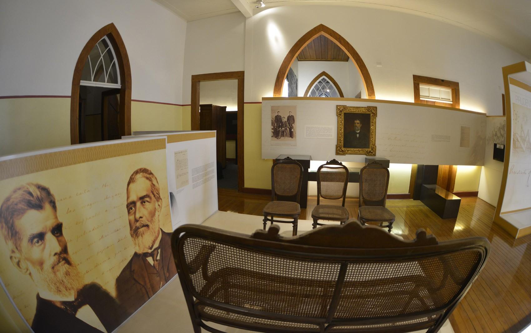 Museu Prudente de Moraes promove visita guiada e bate papo sobre a República até o dia 23