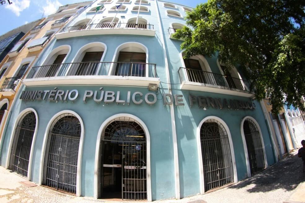 Ministério Público de Pernambuco (Foto: Marlon Costa Lisboa/Pernambuco Press)