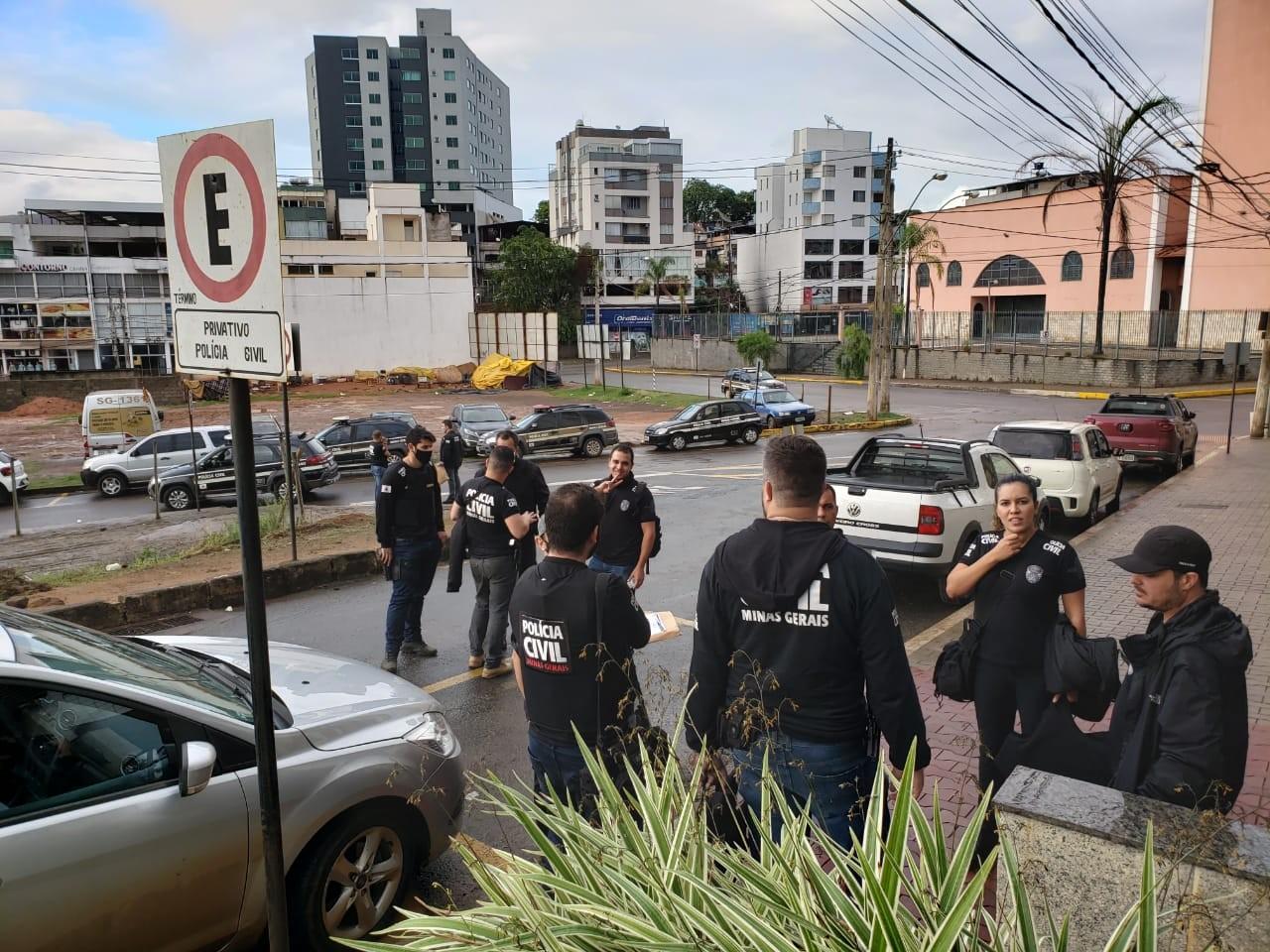 Suspeito de fraudar licitações para produtos contra a Covid-19 é alvo de operação da Polícia Civil; prejuízo pode superar R$ 500 mil