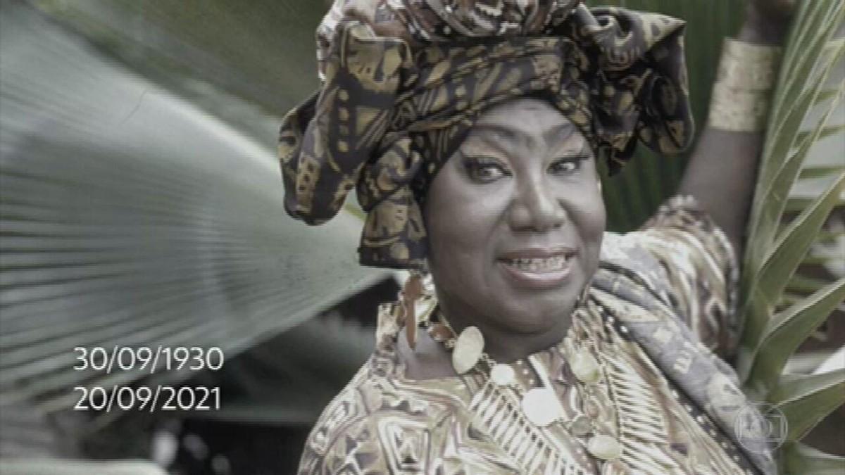 Morre, aos 90 anos, a atriz e comediante Marina Miranda