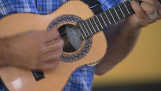 Grupo Candoguêro faz coletânea com músicas dos carnavais de Ouro Preto