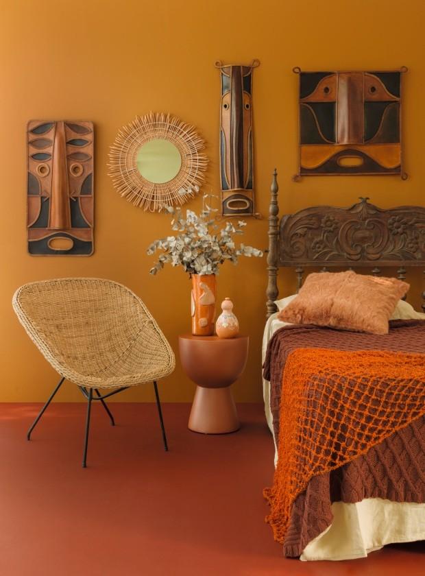 Paleta monocromática: a tendência da vez na decoração (Foto: Ruy Teixeira)