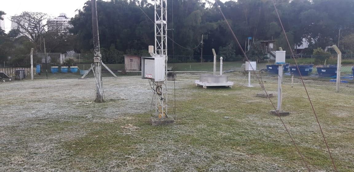 Florianópolis tem menor temperatura em 21 anos, diz Epagri/Ciram