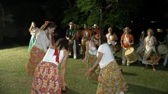 'Revista' passeia e mostra sons de ancestralidades na região