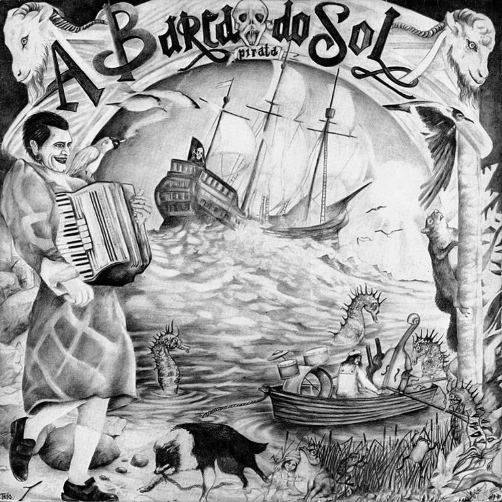 Último álbum da Barca do Sol, 'Pirata' aporta em mares digitais com inédita faixa-bônus