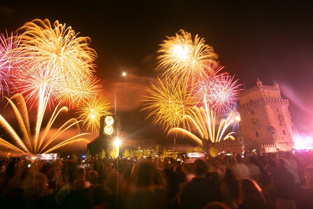 Rock in Rio Lisboa celebra 15 anos com festa em Portugal — Foto: Divulgação/Rock in Rio