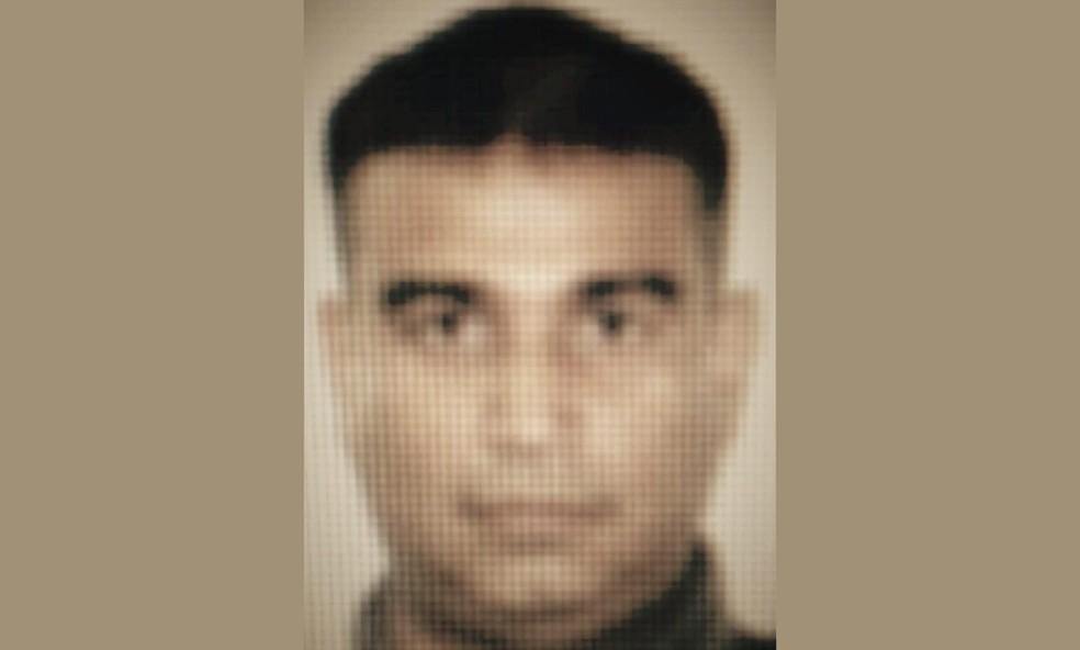 O policial militar Rodrigo Jorge Ferreira, o Ferreirinha — Foto: Reprodução